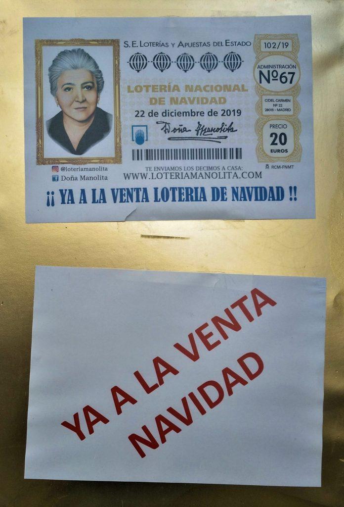 Žreb vianočnej lotérie v Španielsku