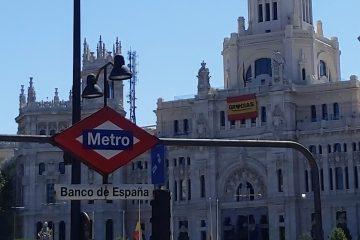 metro v Madride