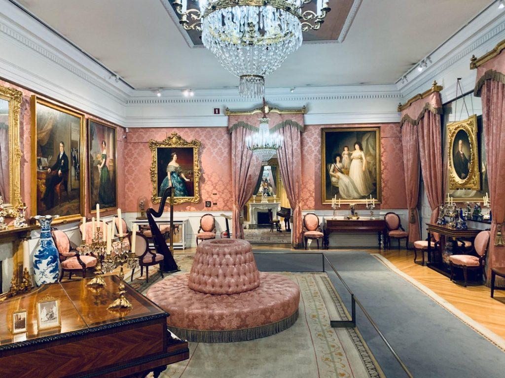 múzeum romantizmu v Madride