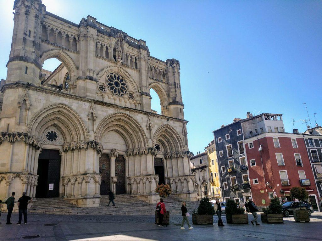 Katedrála v meste Cuenca
