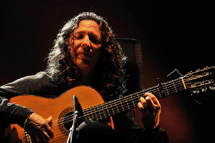 Najznámejší flamenko gitarista Tomatito