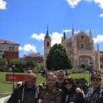Kostol svätého Hieronyma s klientami