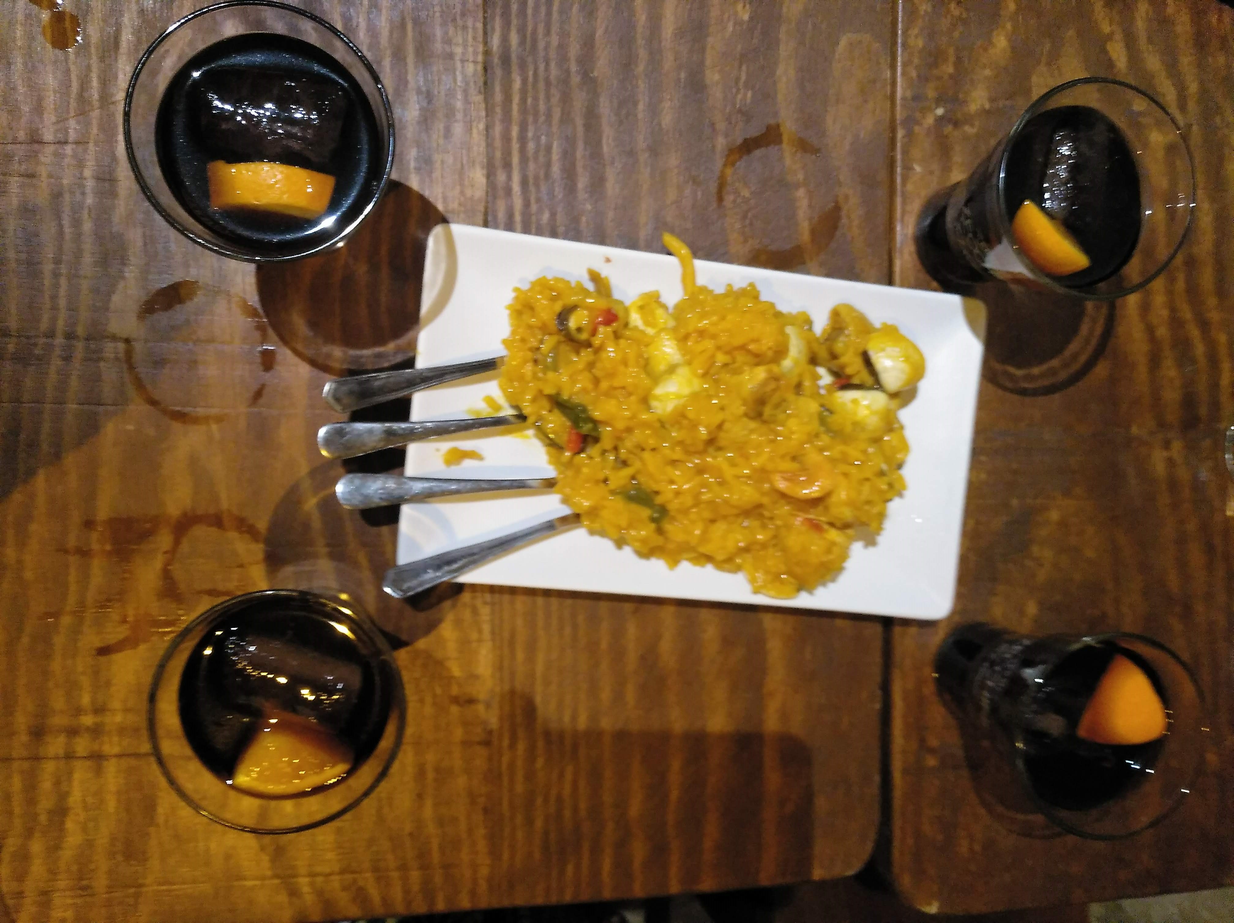v Madride sa pije čapovaný vermut