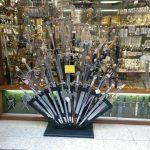 Meče vyrobebé v Tolede