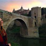 Most Alcantara v Tolede