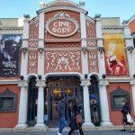 alternatívne kino v Madride