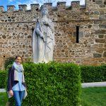 socha izabely katolickej v tolede