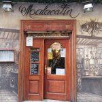 tradičný bar Malacatín v Madride