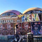 exteriér tržnice Mercado de la Cebada