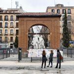 námestie 2 mája v Madride