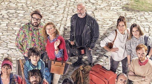 španielsky seriál el pueblo