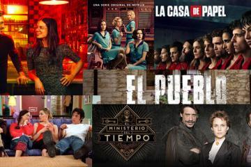 najlepšie španielske seriály