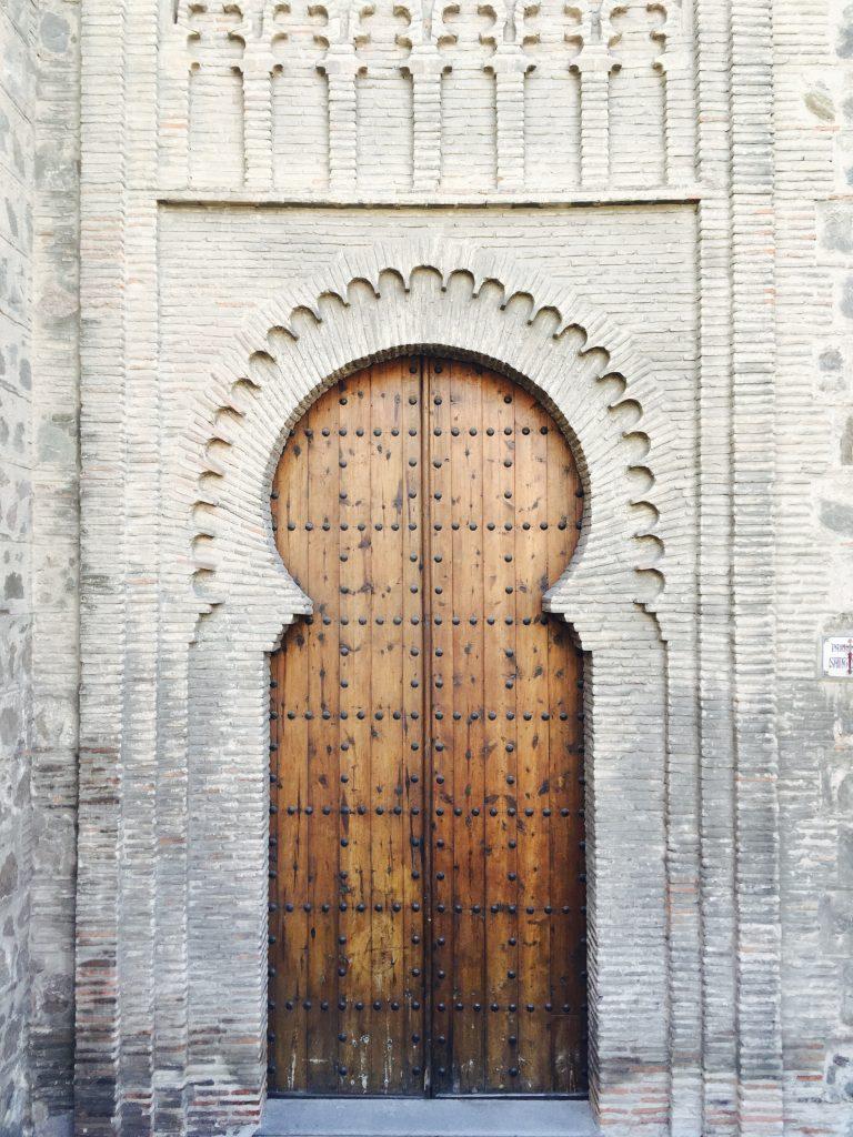 mudejarská architektúra je v Tolede všadeprítomná