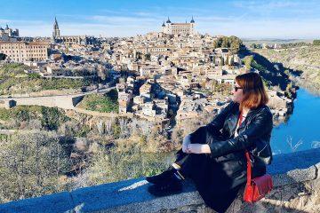 najkrajší výhľad na Toledo je z vyhliadky Mirador del Valle