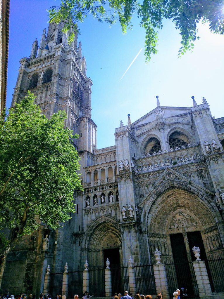 katedrála v Tolede je najdôležitejšou v Španielsku