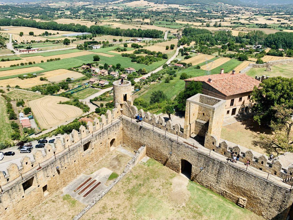 Hrad Castillo de los Duques de Frías