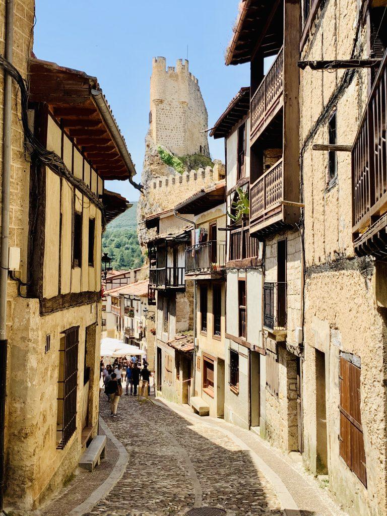 Najkrajšie dediny Španielska, Frías
