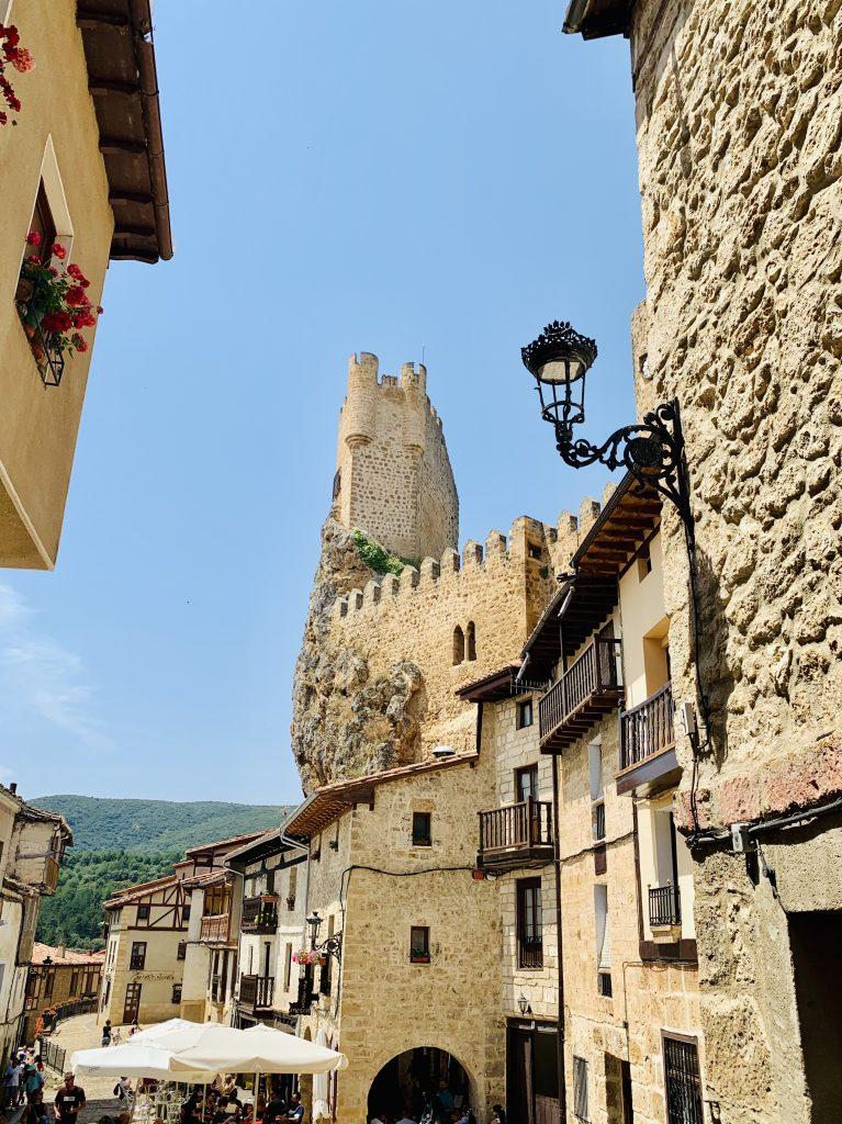 Najkrajšie dedinky Španielska – Frías