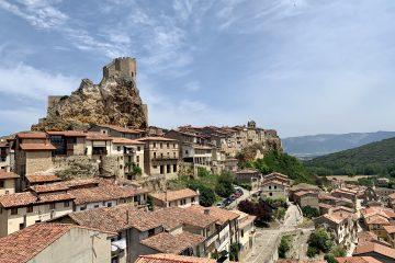 Frías - najkrajšie dediny Španielska