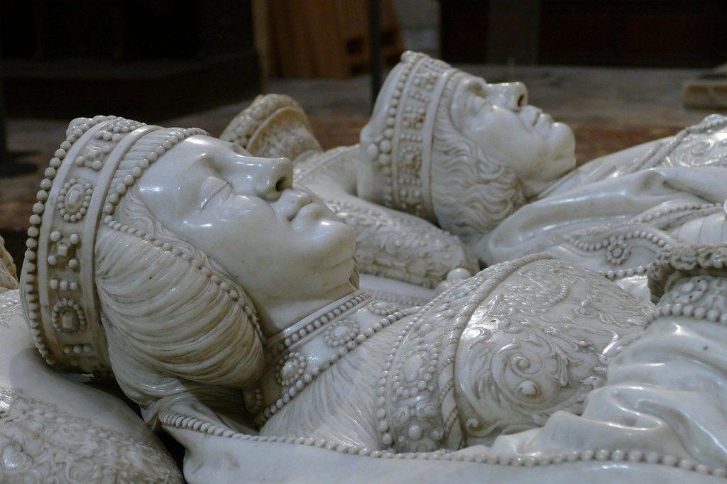 Hrobka v kláštore La Cartuja de Miraflores, Burgos