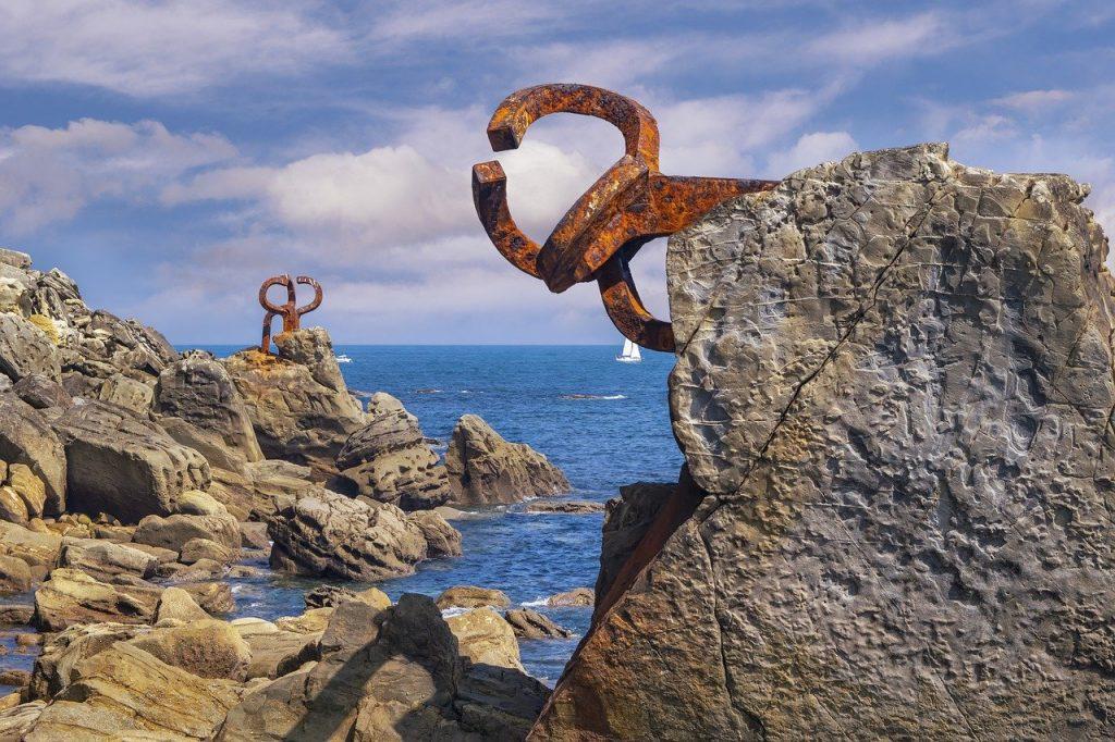 Hrebeň vetra – El Peine del Viento