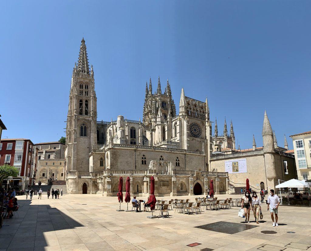 Katedrála Panny Márie, Burgos
