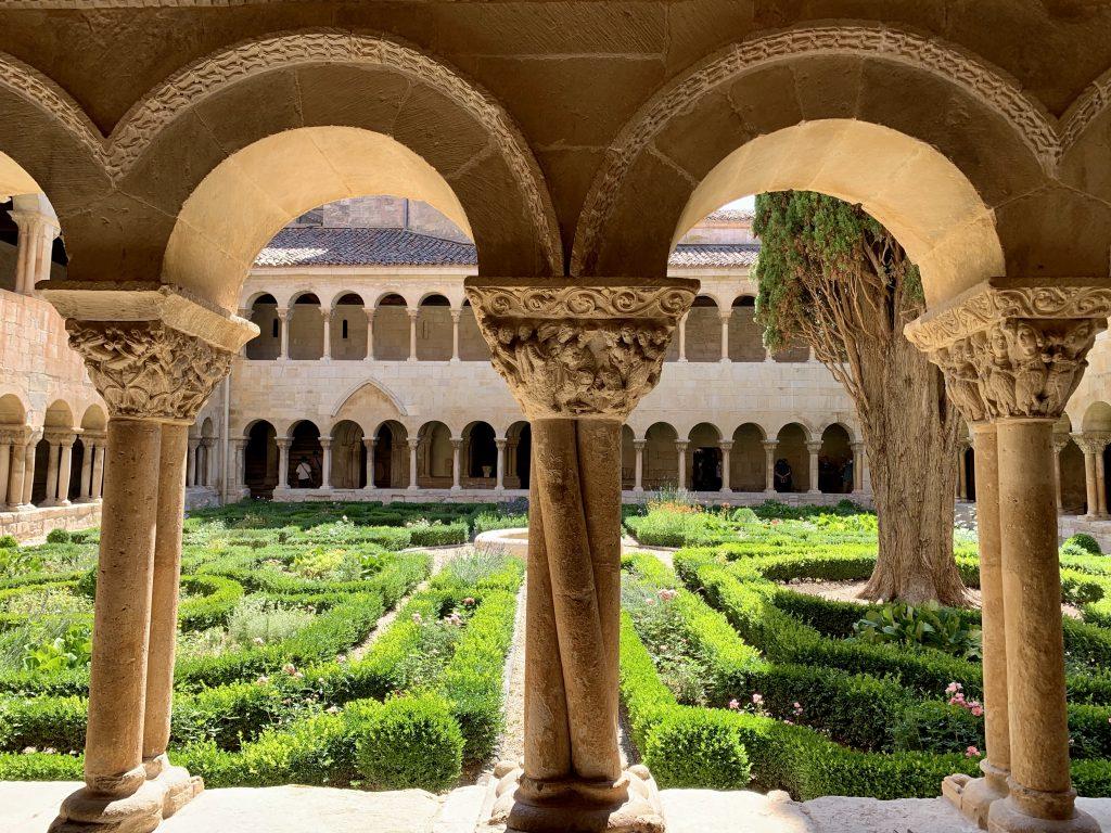 kláštor Monasterio Santo Domingo de los Silos, Španielsko