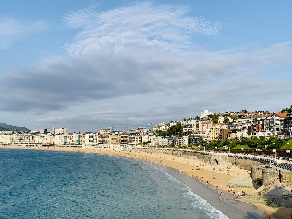 Pláž La Concha