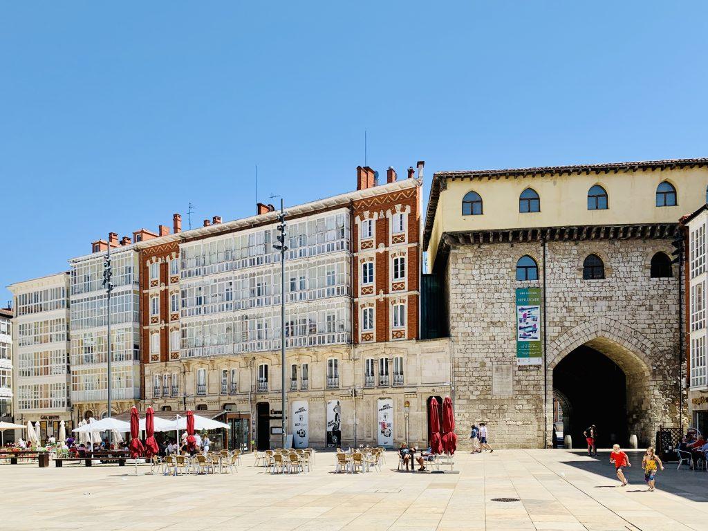 Námestie Plaza Rey San Fernando, Burgos