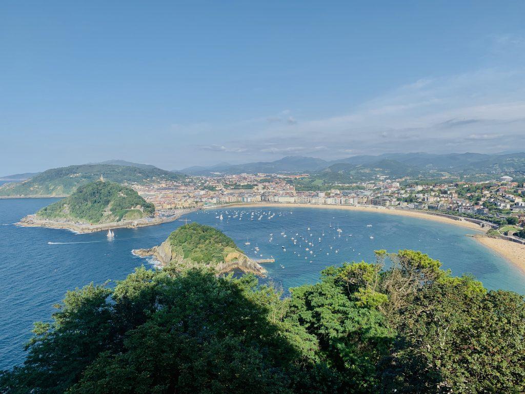 San Sebastián, Baskicko, Španielsko