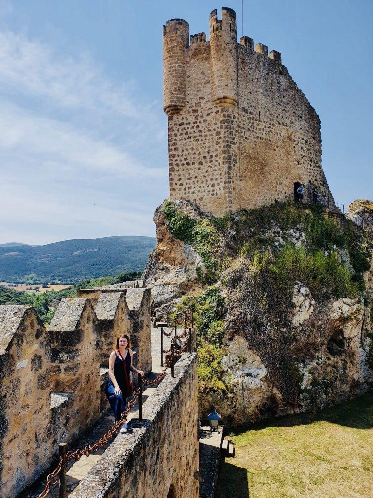 Hrad vo Frías, Španielsko