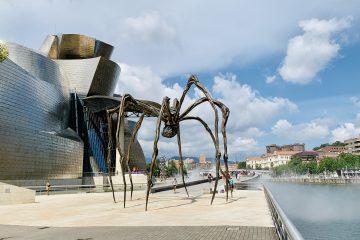 Guggenheimovo múzeum, Bilbao