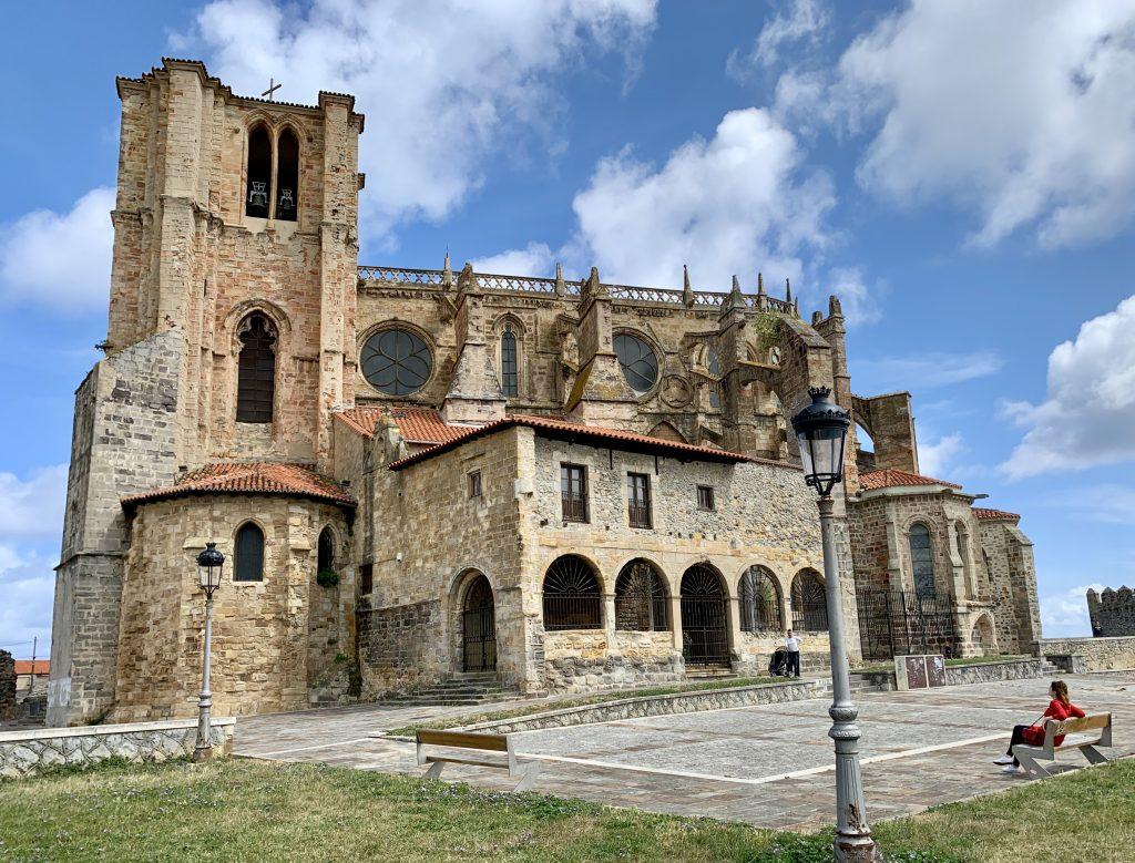Kostol Santa Maria de la Asunción, Castro Urdiales